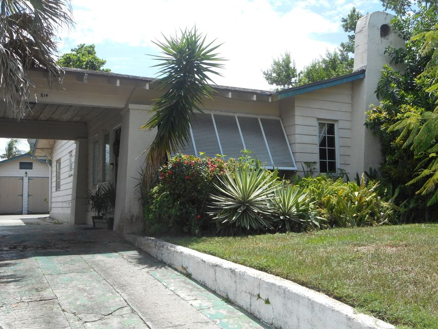 Home for sale in Flamingo oPark West Palm Beach Florida