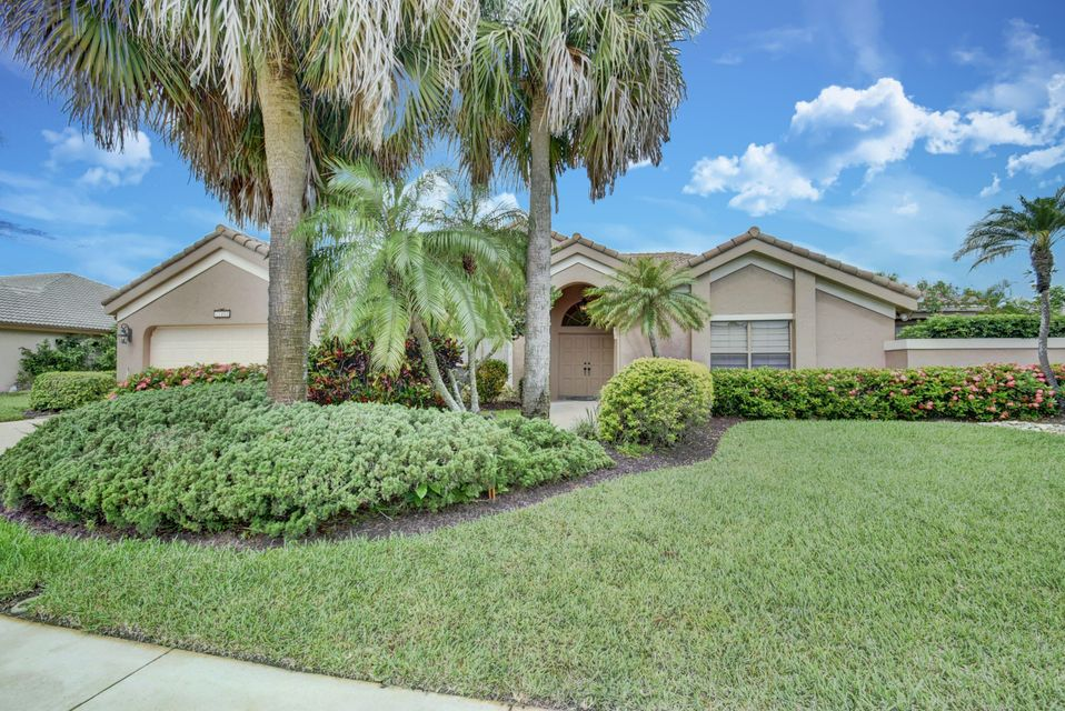 Home for sale in Boca Woods Country Boca Raton Florida