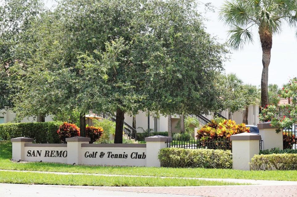 Home for sale in SAN REMO GOLF & TENNIS CLUB CONDO Boca Raton Florida
