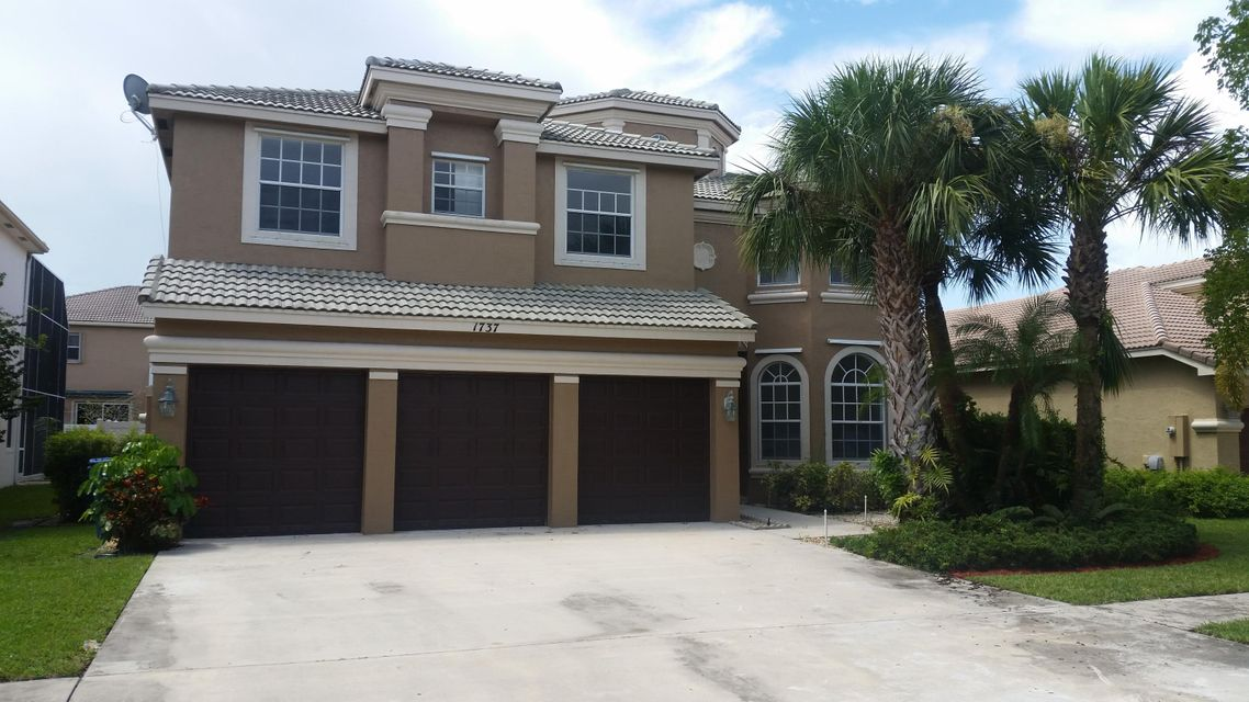 1737 Annandale Circle  Royal Palm Beach FL 33411