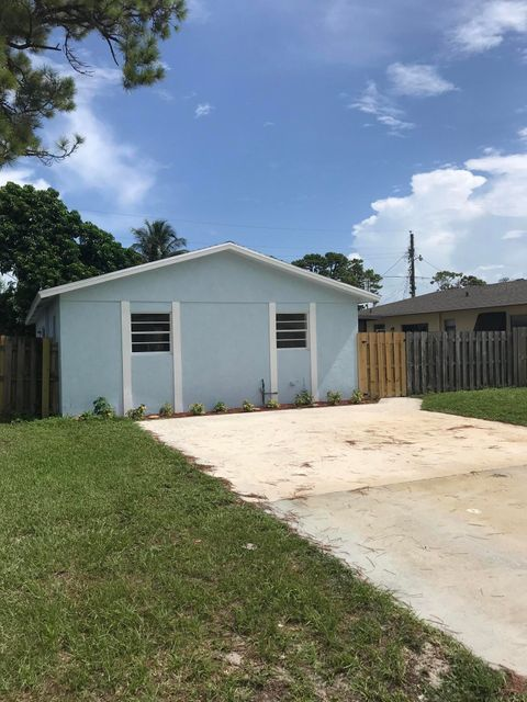 4961 Mcconnell Street Lake Worth, FL 33463