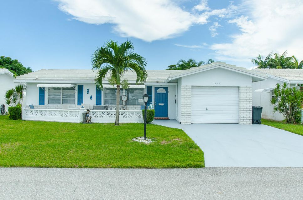 Palm Beach Leisureville 1212 Sw 21st Avenue