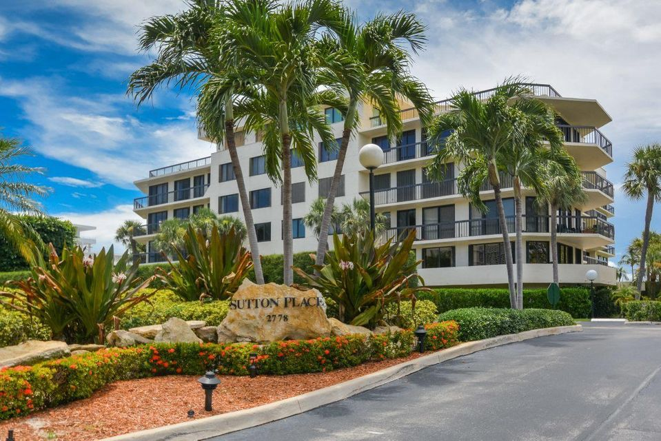 2778 S Ocean Boulevard is listed as MLS Listing RX-10455945 with 17 pictures