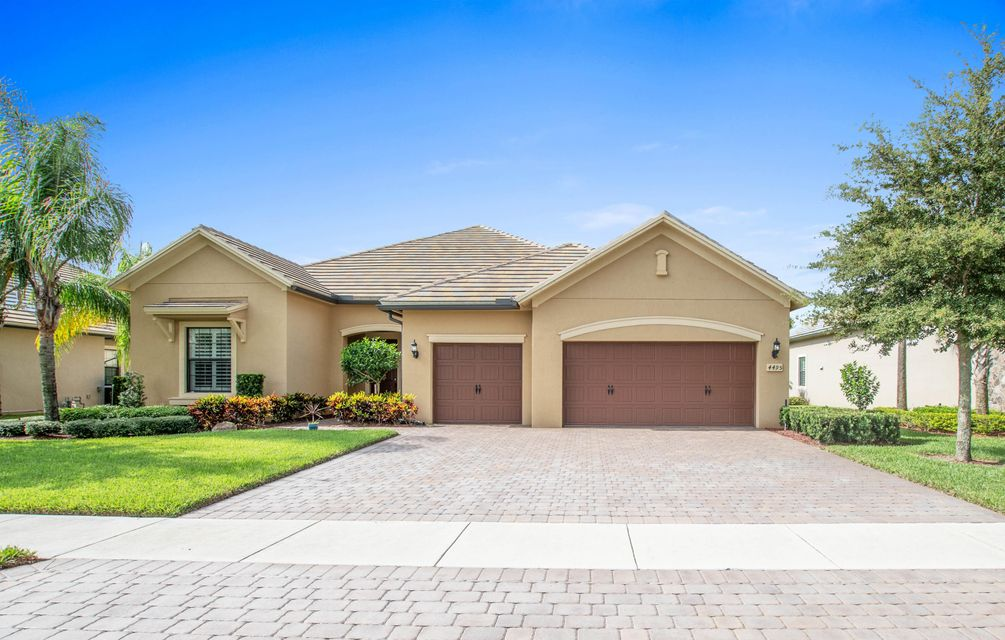 4495 Siena Circle  Wellington FL 33414