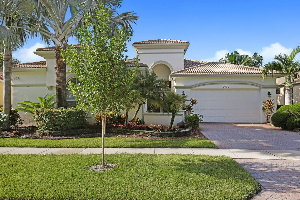 BUENA VIDA home 9760 Via Grandezza Wellington FL 33411