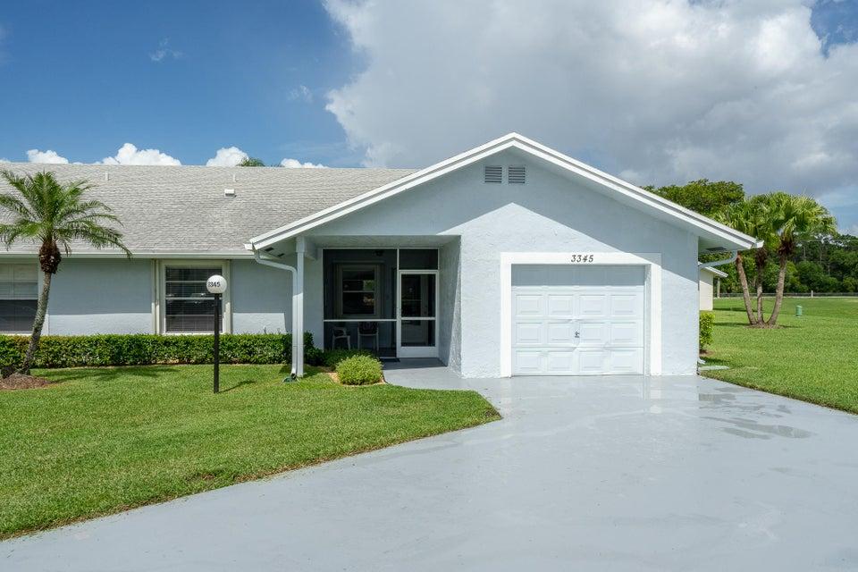 3345 Justin Circle  West Palm Beach, FL 33417