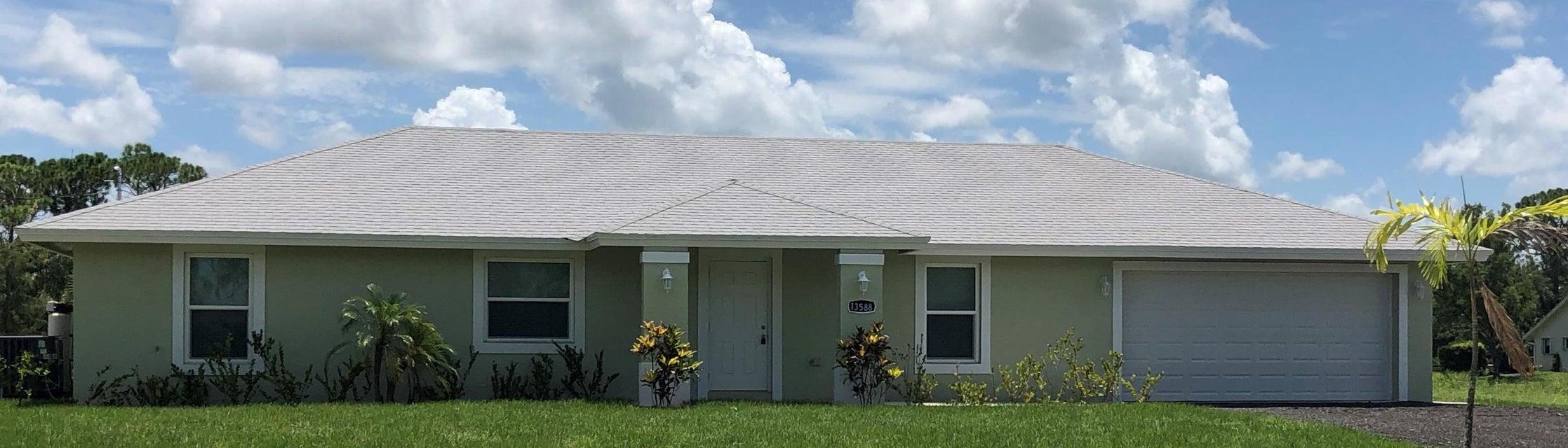 13588 Key Lime Boulevard West Palm Beach, FL 33412
