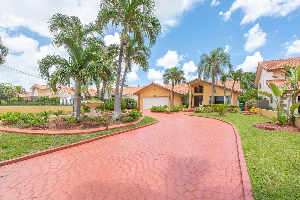 Home for sale in CORAL WAY ESTATES Miami Florida