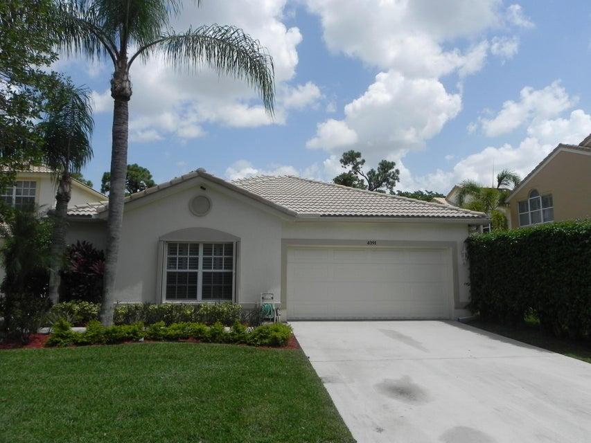 4391  Colony Grove Court, Boynton Beach in Palm Beach County, FL 33436 Home for Sale
