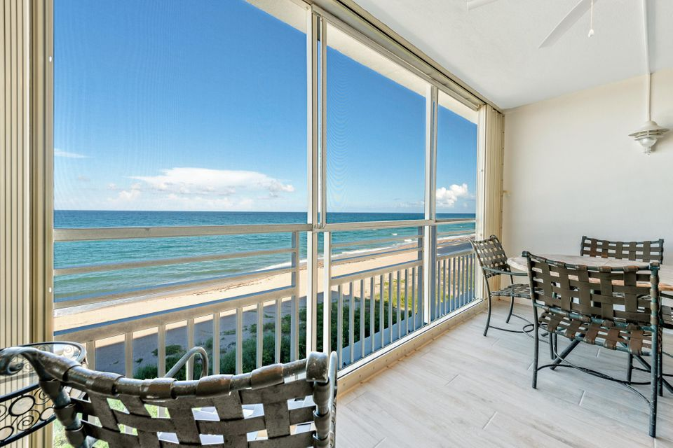 Home for sale in JUNO BY THE SEA NORTH THE SURF COND Juno Beach Florida