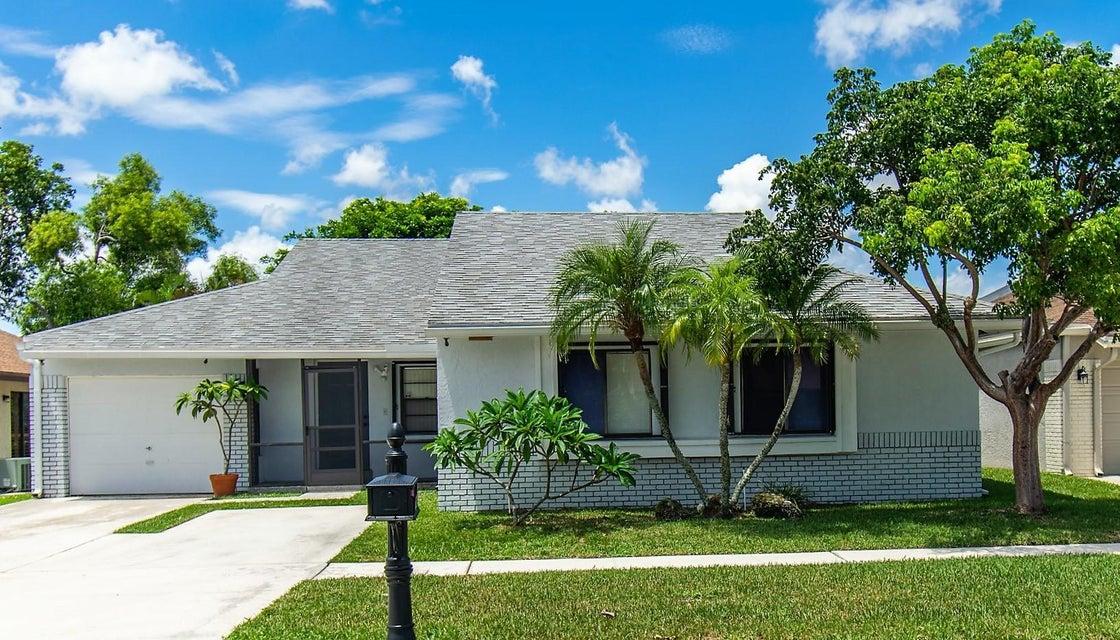 21585 Woodstream Terrace  Boca Raton FL 33428