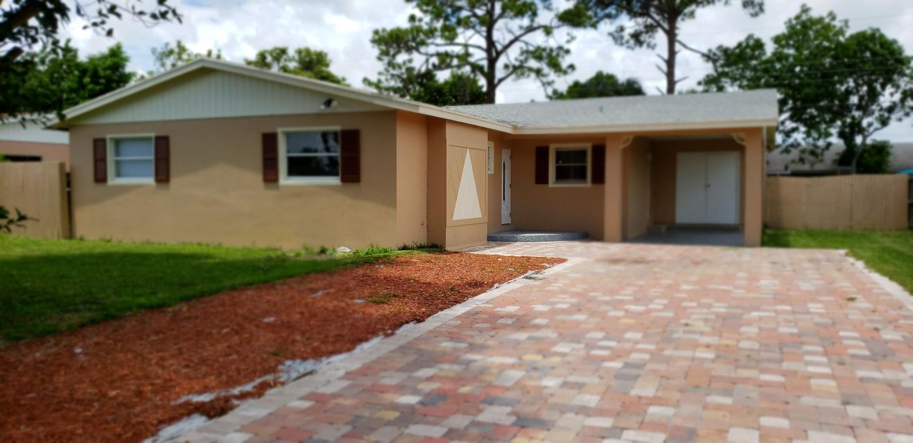 Home for sale in LAKE BELVEDERE ESTATES 4TH ADD West Palm Beach Florida