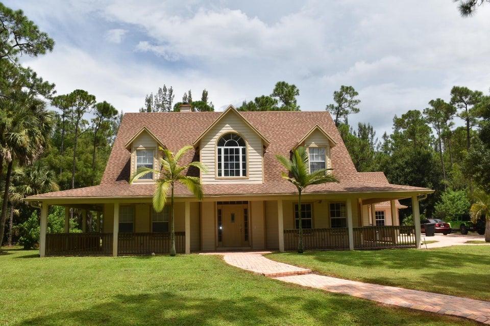 Home for sale in Acreage & Unrec Loxahatchee Groves Florida