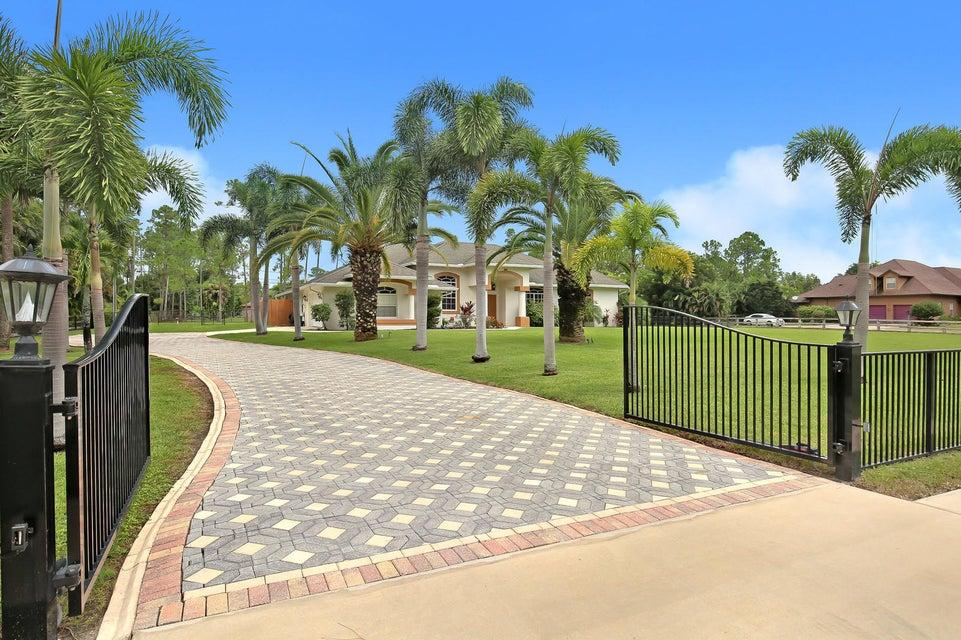 Home for sale in Acreage/loxahatchee Loxahatchee Florida