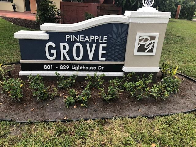 Home for sale in Pineapple Grove North Palm Beach Florida