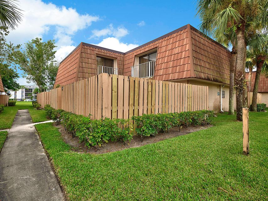 Home for sale in The Villages Waterside Townhome West Palm Beach Florida