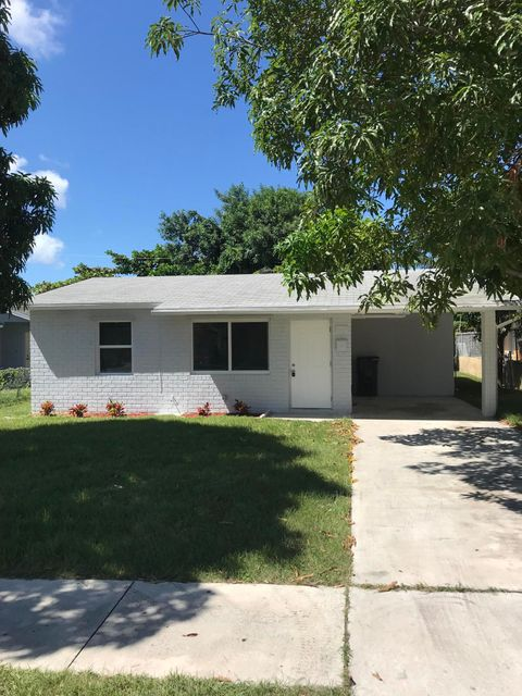 Home for sale in BUNKER HILL ADD 2 TO WPB West Palm Beach Florida