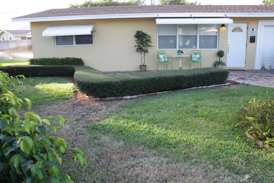 1031 NE 3rd Avenue  Boca Raton FL 33432