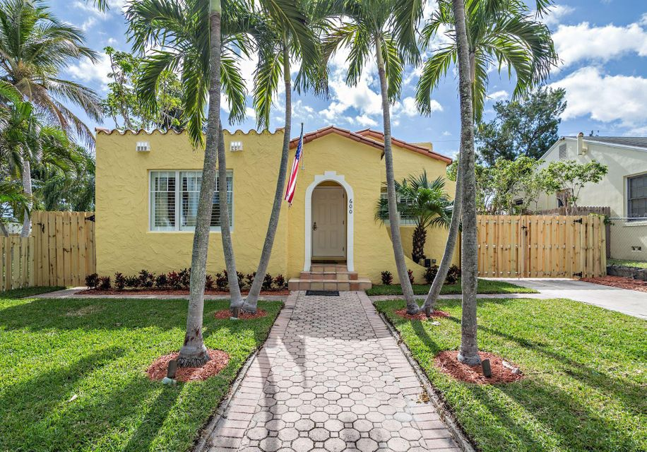 600 Ardmore Road West Palm Beach, FL 33401