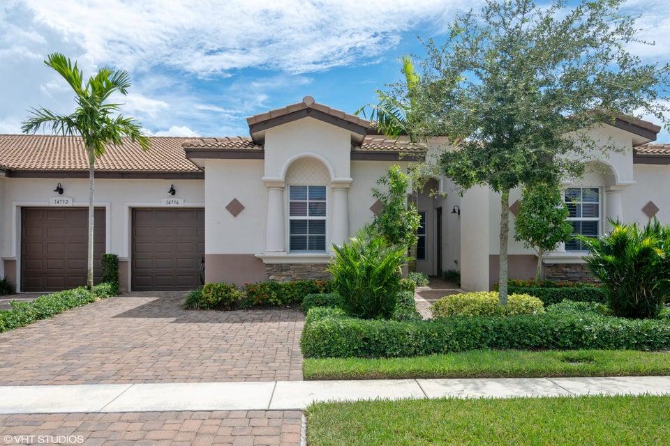 VILLAGGIO RESERVE home 14756 Barletta Way Delray Beach FL 33446