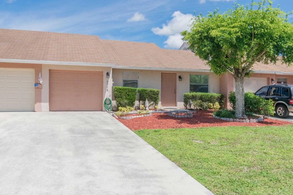 5714 Barnstead Circle Lake Worth, FL 33463
