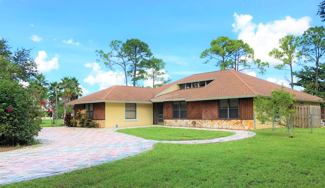 Home for sale in THE ACREAGES West Palm Beach Florida