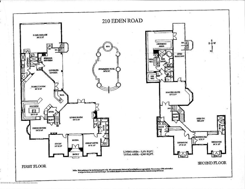 210  Eden Road , Palm Beach FL 33480 is listed for sale as MLS Listing RX-10469544 photo #12