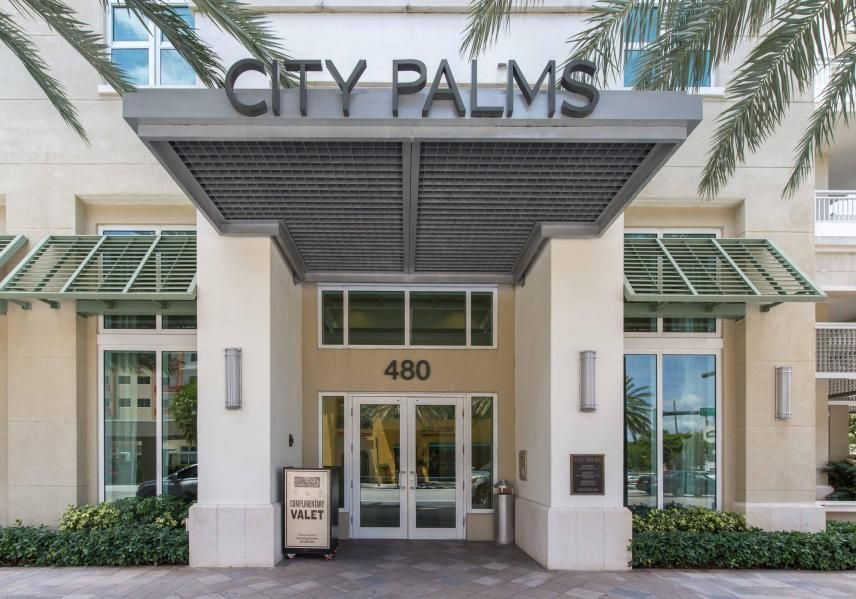 Home for sale in CITY PALMS CONDO West Palm Beach Florida