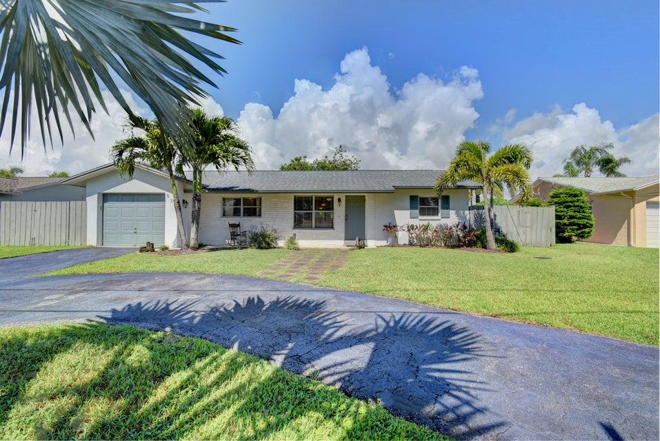 638 Eagle Drive  Delray Beach, FL 33444