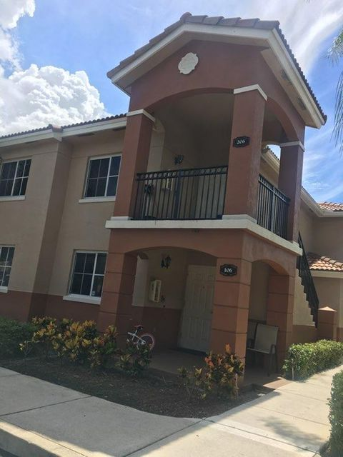 3474 Briar Bay Boulevard 106  West Palm Beach, FL 33411
