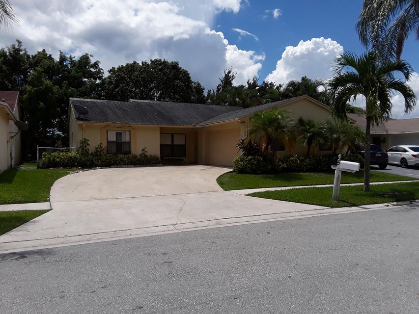 5854 Lincoln Circle  Lake Worth FL 33463