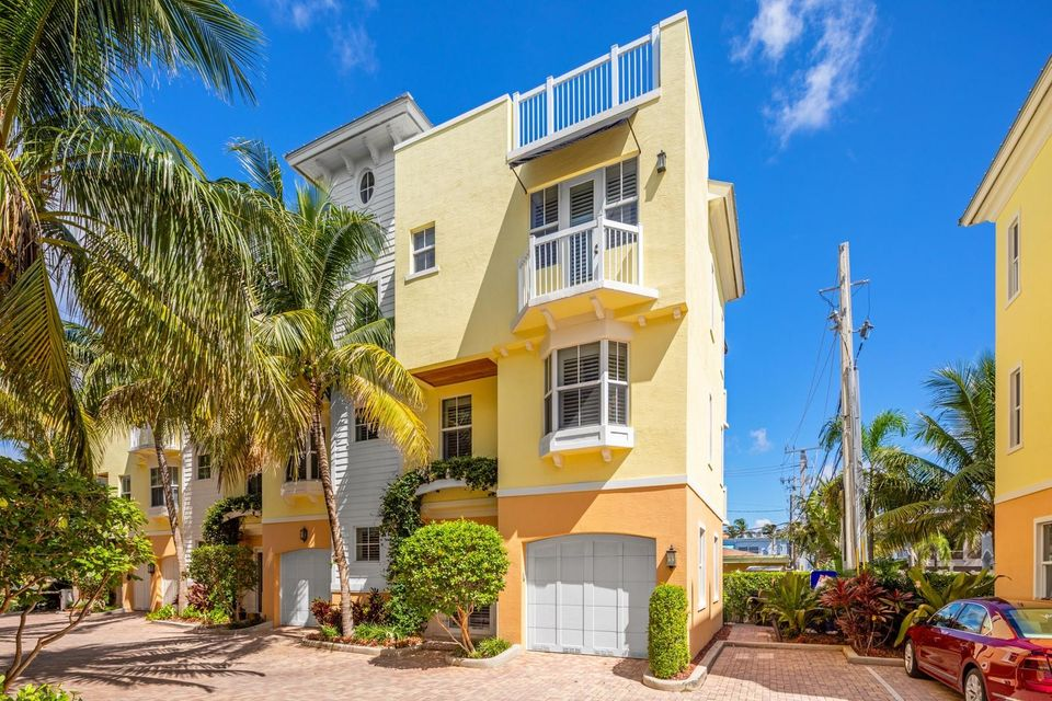 Home for sale in Village At Sea Grape Lauderdale By The Sea Florida