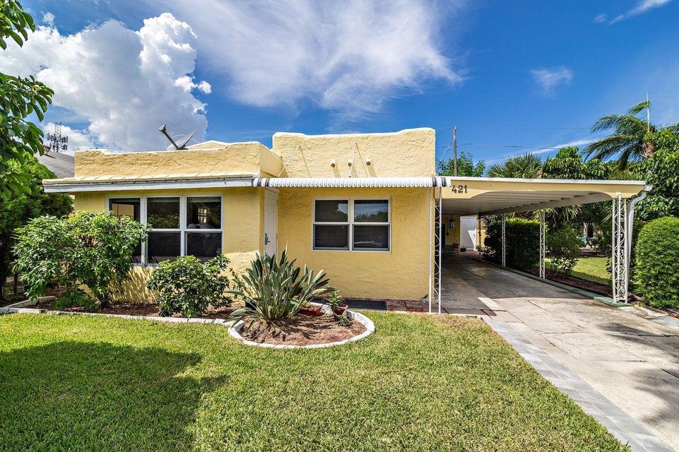 421 Wilder Street West Palm Beach, FL 33405