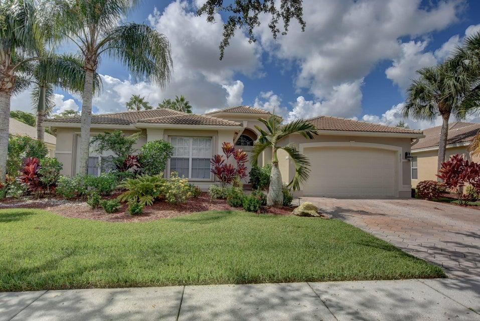 VALENCIA SHORES 1 home 8703 Tierra Lago Cove Lake Worth FL 33467