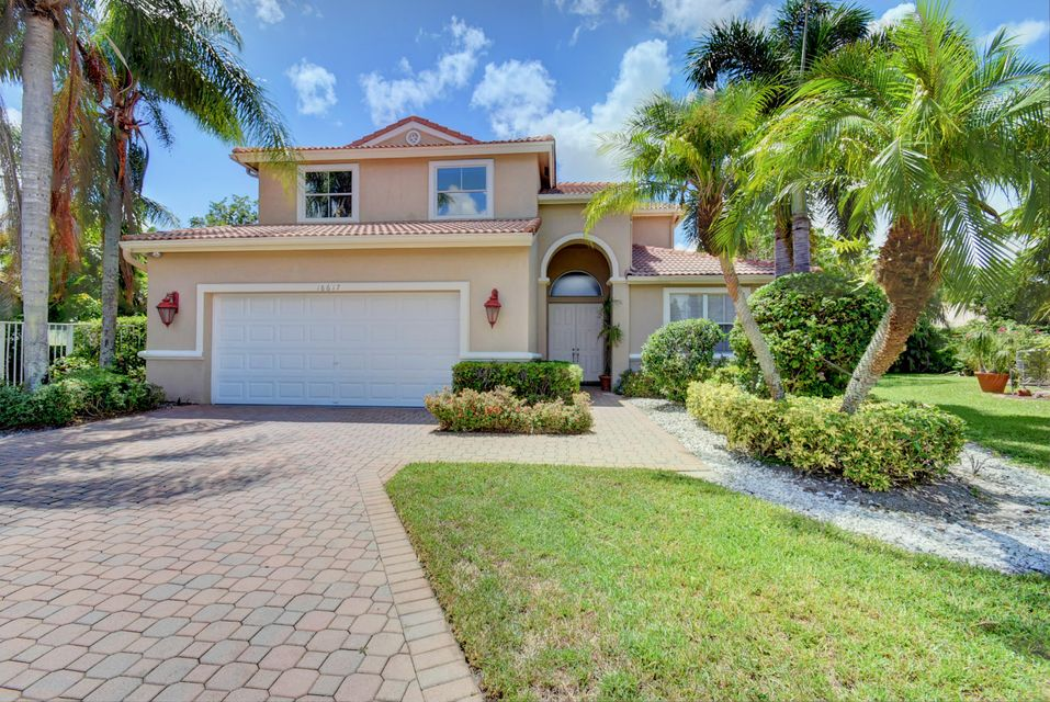 18617 Sea Turtle Lane  Boca Raton FL 33498