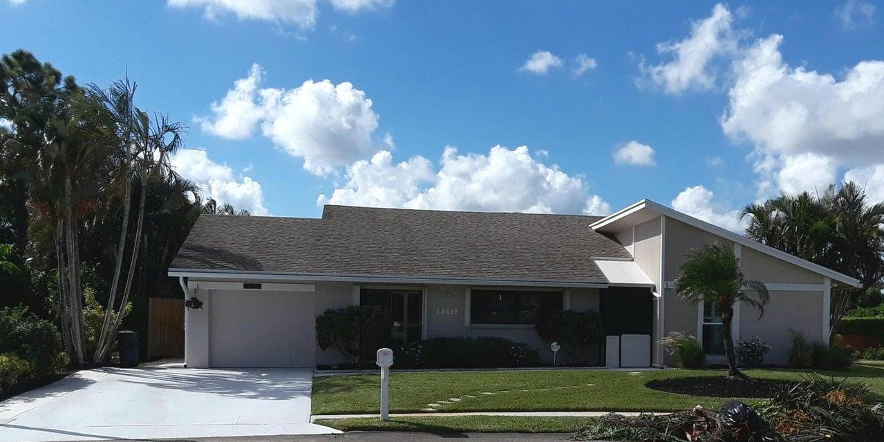 14627 Hideaway Lake Lane  Delray Beach, FL 33484