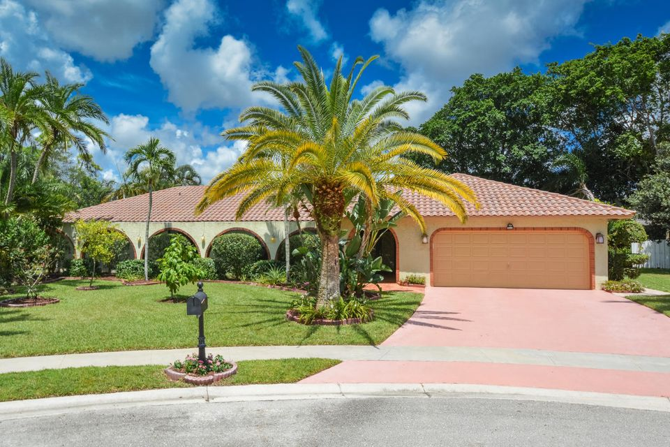 7350 Estrella Court  Boca Raton FL 33433