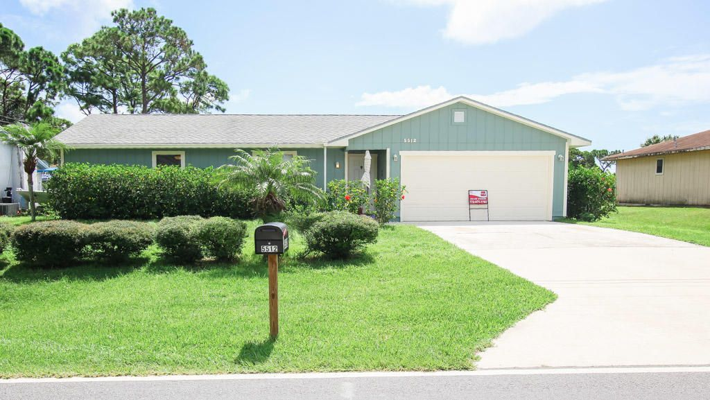 Home for sale in INDIAN RIVER ESTATES UNIT 8 Fort Pierce Florida