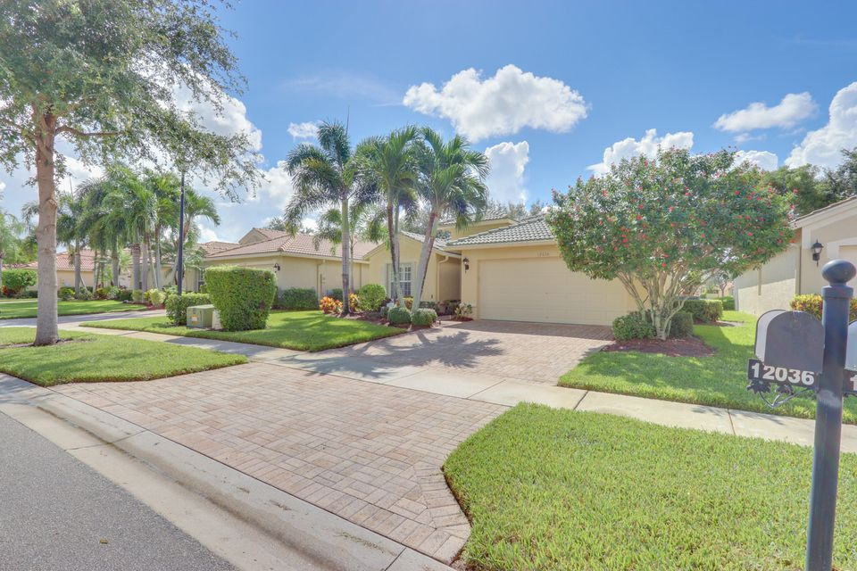 TUSCANY BAY home 12036 La Vita Way Boynton Beach FL 33437