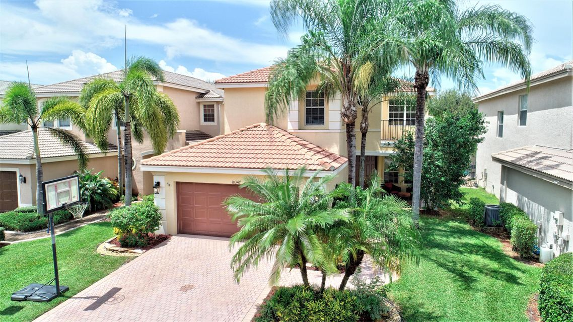 CANYON LAKES 6 home 10347 Gentlewood Forest Drive Boynton Beach FL 33473