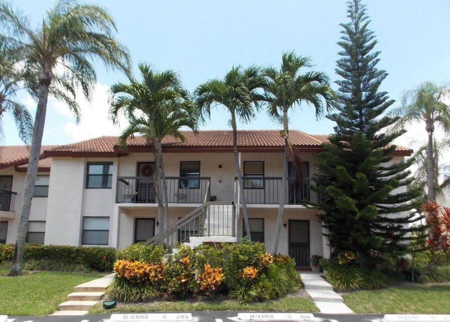 Home for sale in BOCA PALMS CONDO I THRU IV Boca Raton Florida