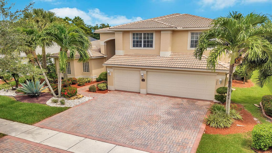 VALENCIA SHORES home 7869 Amethyst Lake Point Lake Worth FL 33467