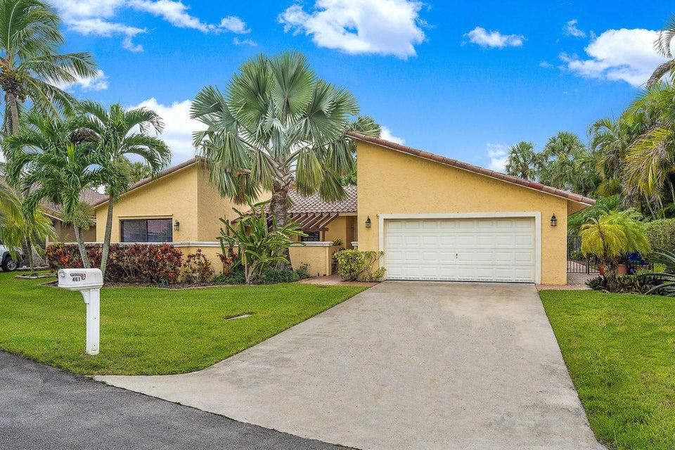 Home for sale in Riverglen/coquina Deerfield Beach Florida