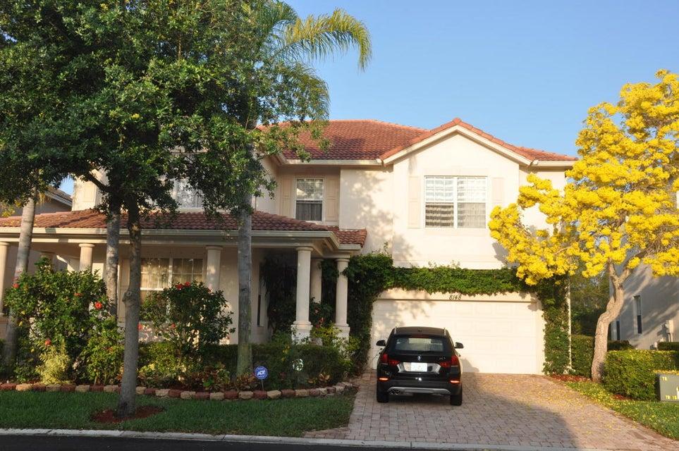 8148 Bautista Way  Palm Beach Gardens FL 33418