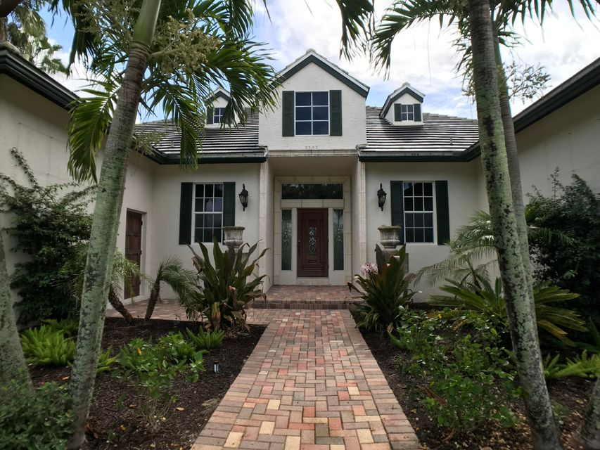 Home for sale in Saddle Trail Park Wellington Florida