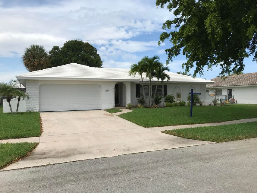 1349 SW 13th Place  Boca Raton FL 33486