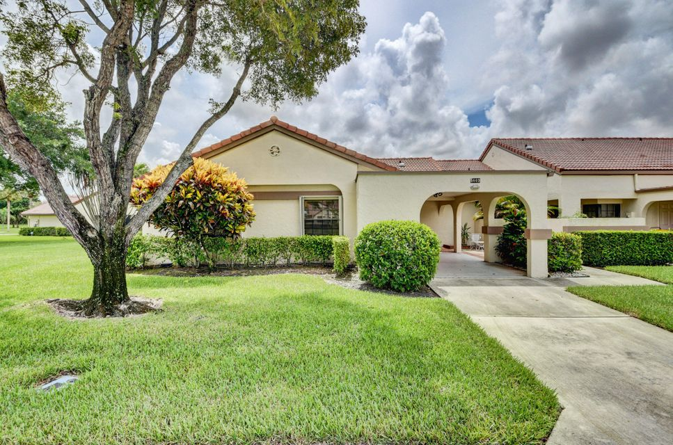 5603 Parkwalk Circle  Boynton Beach FL 33472