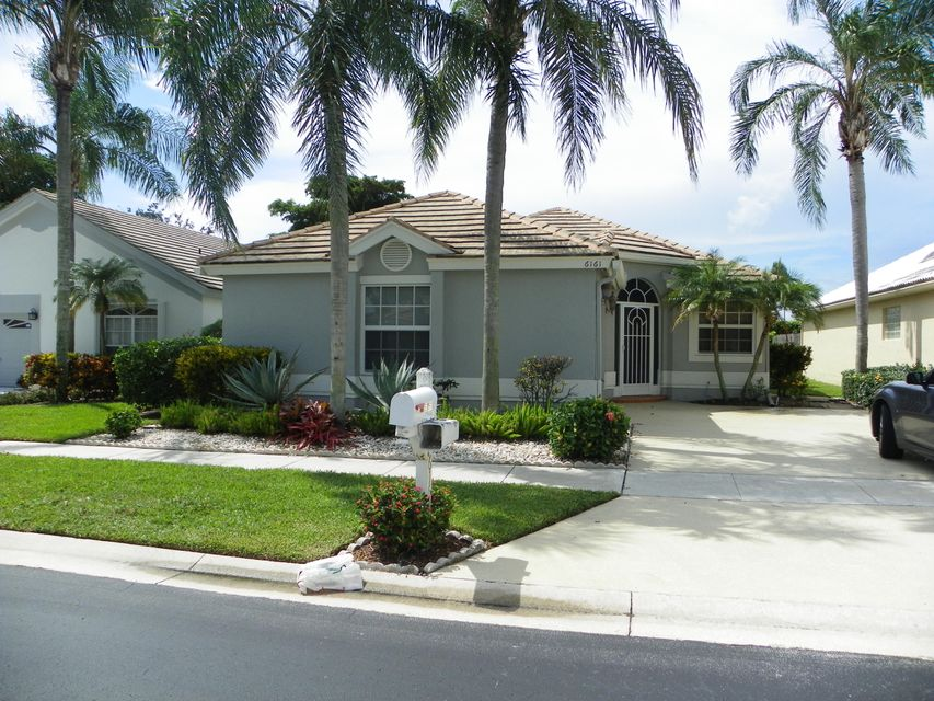 Home for sale in Lakeridge Boynton Beach Florida