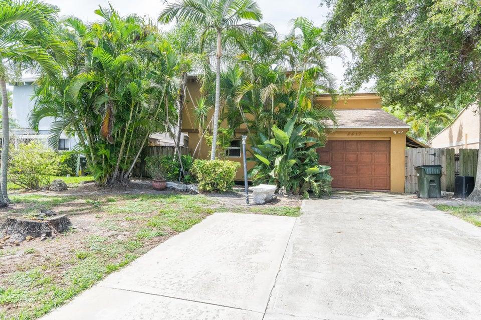2417 Sundy Avenue  Delray Beach, FL 33444