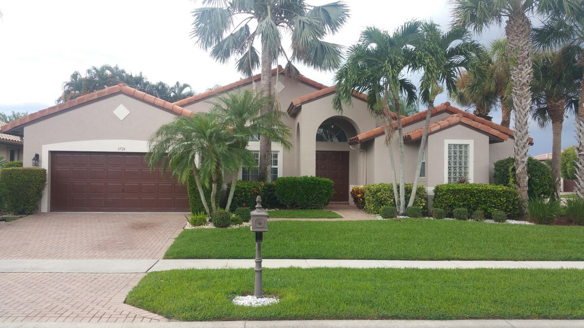 CASCADES home 6924 Chimere Terrace Boynton Beach FL 33437